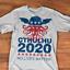 Donald Trump Cthulhu President 2020 No Lives Matter Retro Vintage Unisex T-shirt