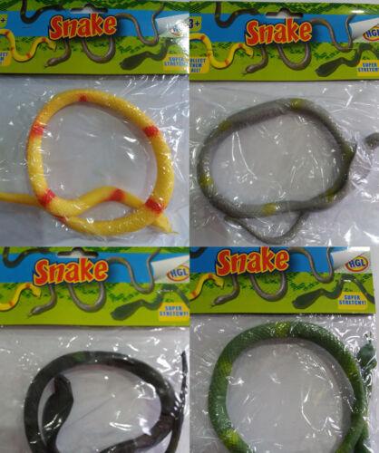 HGL Extensible Serpent-SV13193 Children/'s Fun Pull remorqueur serpent animaux jungle Jouet