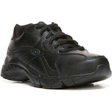 Dr. Scholl's US Shoe Size 5 Womens Athletic Wide Width Sneakers Walking Black