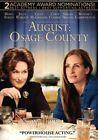 August Osage County 0013132611624 With Meryl Streep DVD Region 1