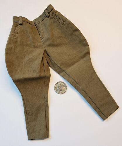 Alerte de ligne de la deuxième guerre mondiale armée rouge pantalon 1//6 Jouets soviétique russe n/'a Dragon Joe BBI Dam