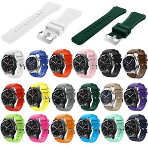 Silicone-Band-For-Huami-Amazfit-Stratos-2-2S-Pace-1-2-Strap-Rubber-Belt-Bracelet