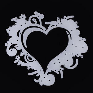Lace-Heart-Shape-Metal-Cutting-Dies-Stencil-Scrapbooking-Embossing-Card-Decor
