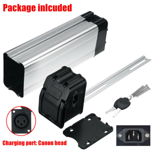 36V 48V Large Capacity Battery 18650 Holder Case Box Protector For Electric Bike