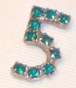 856B-5th-Grade-Pin-Fifth-Brooch-Rhinestone-Button-Gift-Teacher-5-Five-Number