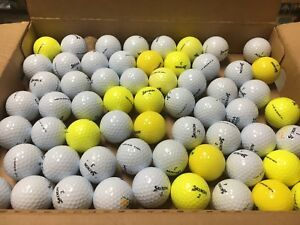 60 Srixon Q Star Used Golf Balls Aaaa Great Condition Actual Balls