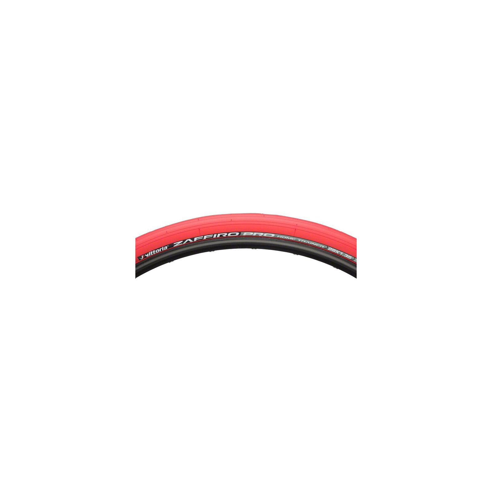 Vittoria Zaffiro Pro Home Trainer Tire  Folding Clincher, 29x1.35, Red