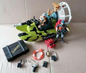 CHAP-MEI-hoverboat-Safari-Quest-jeu-avec-figurines-et-nombreux-accessoires