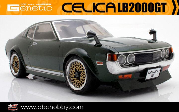 ABC-Hobby 66304 66304 66304 1 10m Toyota Celica LB2000GT 30ac5b