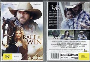 Race-To-Win-NEW-DVD-Danielle-Campbell-Luke-Perry-girl-barrel-horse-family-movie