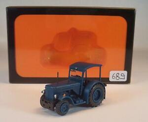 CompéTent Preiser H0 Nº 17916 Hanomag R 55 Sylviculture Tracteur Tracteur Neuf Dans Sa Boîte #689-t Traktor Trecker Ovp #689 Fr-fr Afficher Le Titre D'origine