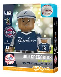 63dbb36b7ae DIDI GREGORIUS NEW YORK YANKEES THE KNIGHT PLAYERS WEEKEND   100 OYO ...