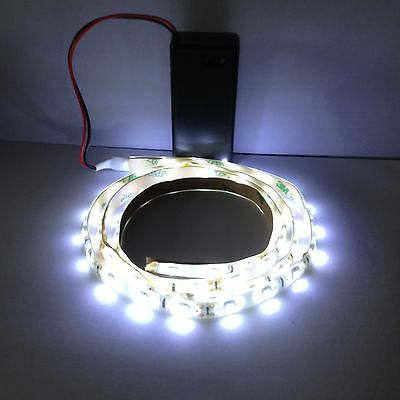 Under Cupboard/Camping Light 0.5M Battery Operated Waterproof LED Strip Light