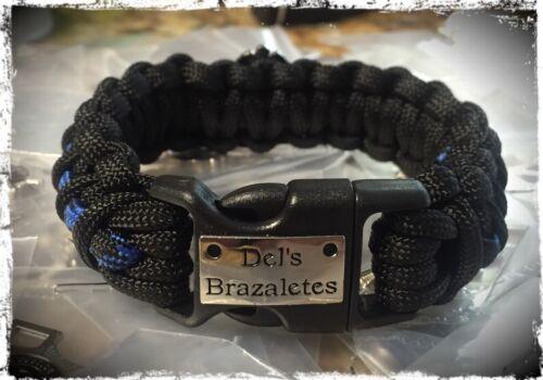 TDCJ Paracord Bracelet.