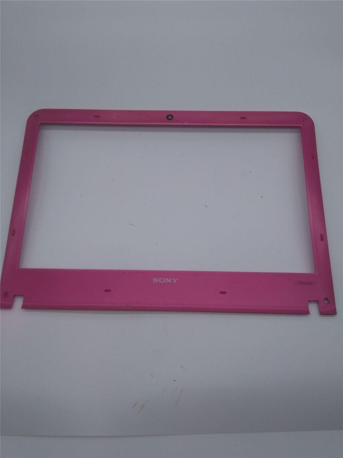 SONY VAIO PCG-61211M screen bezel, Used, Working
