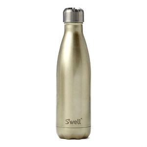 Starbucks Teavana S/'well Insulated Water Bottle//Shiny Green//17 fl oz//502ml