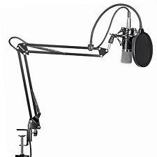 Neewer ® nw-700 STUDIO PROFESSIONALE Microfono a Condensatore Broadcasting di registrazione