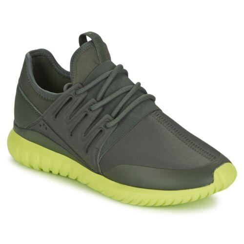 Radiaux Adidas Baskets GrisVert Chaussures Hommes Tubes S75394 Originals orexBdWC