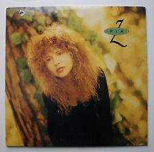Pia Zadora RARE CBS Late Vinyl LP 1989
