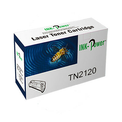 TN2120 TONER CARTRIDGE FOR BROTHER HL-2140 HL-2150N HL-2150 HL-2170 HL-2170W