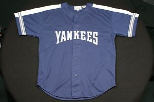 outlet store 61a4c a92d1 Details about Starter Genuine #51 Bernie Williams New York Yankees Jersey