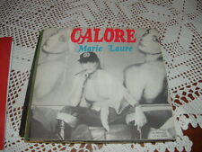 """MARIE LAURE """" CALORE - LIVE TO LOVE """" ITALY'76  SEXY COVER"""