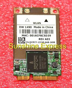BROADCOM WIRELESS 1490 DRIVER FOR MAC