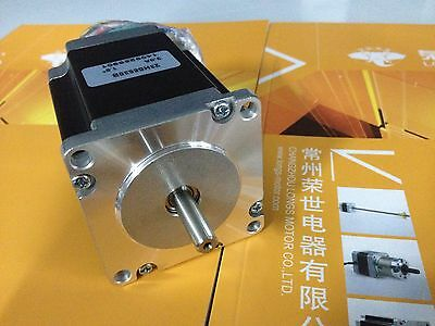 Nema23 57BYGH dual shaft hybrid stepper motor 78mm 270oz.in 3A 6wires 23HS8630B