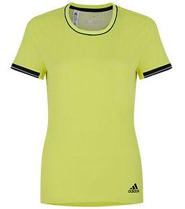 adidas t shirt gelb damen