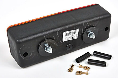 Anhänger LKW Rücklicht 195x65x60 mm Bremslicht Blinker Positionslicht