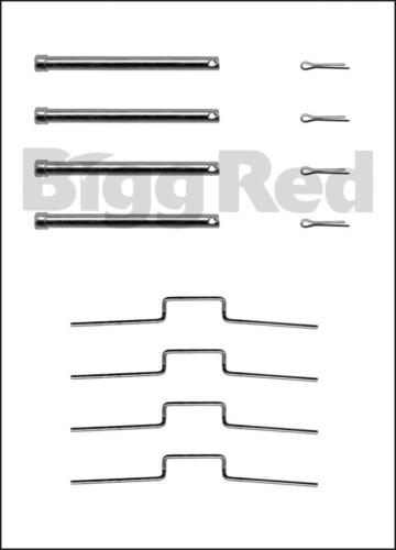 H1176 FRONT Brake Pad Pin Fitting Kit for LAND ROVER 90 /&110 /& DEFENDER 1983-