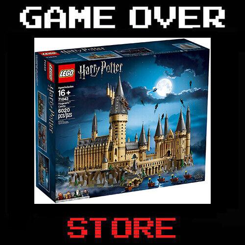 LEGO Harry Potter Collezionisti 71043 Castello Di Hogwarts™ esclusivo NUOVO