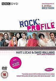 1 of 1 - ROCK: PROFILE- MATT LUCAS AND DAVID WILLIAMS -DVD, 2-DISC, NEW, FREE SHIPPING