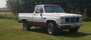 1986 GMC C/K 1500 Sierra Classic
