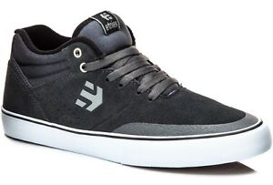 Etnies-Marana-Vulc-MT-noires-taille-45-us-11-skate-shoes-skateboard-bmx