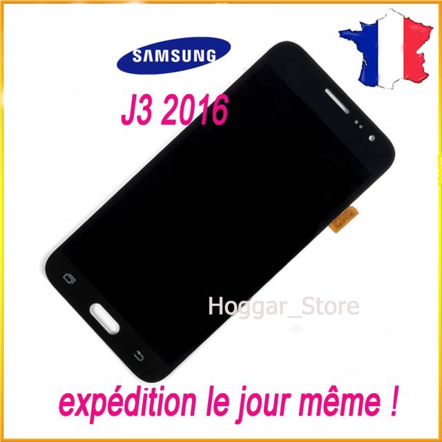 Ecran Tactile LCD Complet Samsung Galaxy J3 2016 SM J320FN avec Logo Adhésif