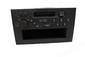 mc autoradio blaupunkt car 2003 opel gm 13127011 un5 kassetten radio no code ebay. Black Bedroom Furniture Sets. Home Design Ideas