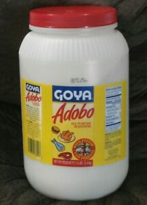Adobo Goya All Purpose Seasoning 7 5 Lbs With Pepper Puerto Rico Ebay