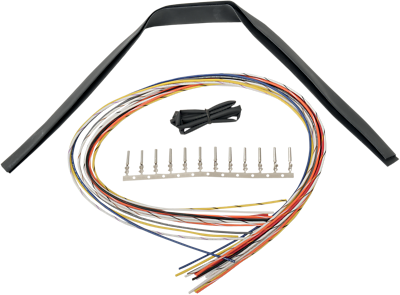 LA Choppers Handlebar Extension Wire Kit Wiring Harness for Harley 1999-2006 FLHT//FLTR//FLHR Models LA-8991-00