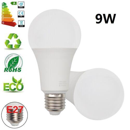 3//6//12er e27 5 W 7 W 9 W 12 W DEL Ampoules Ampoule Ampoules Globe Lampe Lumière