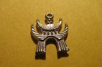 20 Pewter Chinese Pagoda Charms