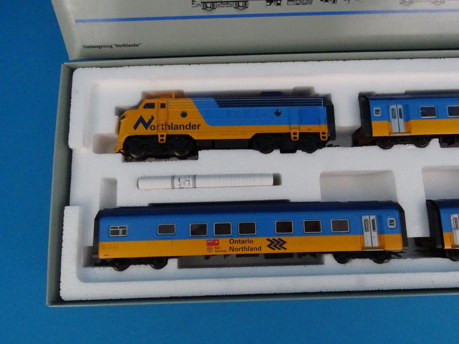 Marklin 37500 37500 37500 Diesel Train Set NORTHLeER II DIGITAL e7ee95