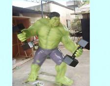 7' Foot Life Size Batman Statue DC Iron Man incredible hulk Prop Marvel Style