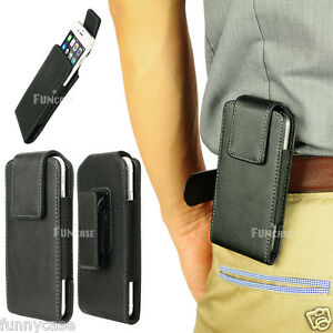 Galaxy-S3-iPhone-6-6S-Leather-Pouch-Sleeve-Holster-Rotate-Belt-Clip-Case-Cover