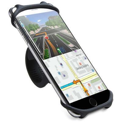 Bicycle Mount Handlebar Holder Bike for Moto G7 Power Cradle Dock Swivel Heavy Duty Compatible with Motorola Moto G7 Power