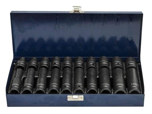 NAS-UDAR20 Schlagnuß Kraftnüsse 1//2 Schlagschrauber Nüsse Steckschlüssel 6-kant