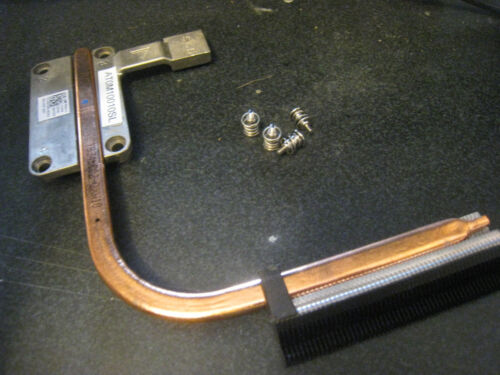 Dell P//N Dell Latitude E5530 Laptop CPU Heatsink and Screws 09HG8X