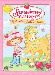 Strawberry Shortcake Get Well Adventure Dvd For Sale Online Ebay