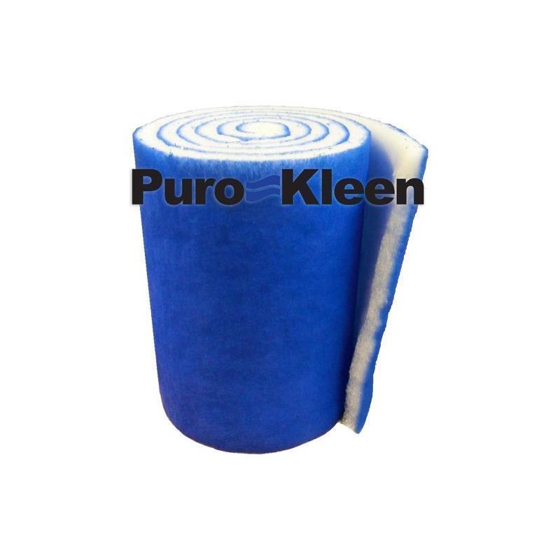 Puro kleen ultra fine pond aquarium filter media 2 39 x6 for Pond filter media ideas