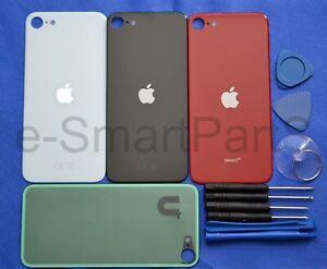 Per-Apple-iPhone-2020-BATTERIA-VETRO-SE-BACK-CASE-COVER-Grande-Foro-della-macchina-fotografica